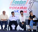 """Announcement of """"Freedom Hyderabad 10K Run 2017"""" 15th edition"""