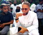Owaisi dares BJP to carry out surgical strike on China