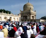 Eid celebrated with fervour in Andhra and Telangana