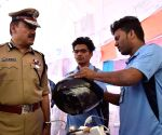 City Police Commissioner at traffic awareness programme and exhibition