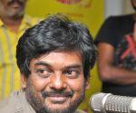 Puri Jagannadh launched a song of Telugu movie Andhra Pori at Radio Mirchi
