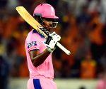 IPL: Samson scores ton as Royals post 198/2