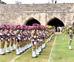 Hyderabad : Independence Day rehearsals