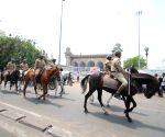 Security beefed-up near Charminar