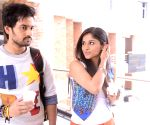 Stills of telugu film Chakkiligintha