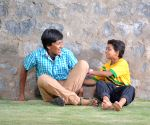 Stills of Telugu movie Father