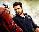 Hyderabad: Stills of telugu movie Temper