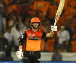 IPL: Warner stars as SRH pip Royals in thrilling tie