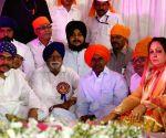 KCR celebrates Guru Nanak Jayanti