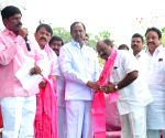 KCR welcomes newly joined TRS members