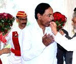 KCR's birthday celebrations