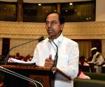 Congress leaders held trying to lay siege to Telangana CM house