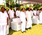 Telangana holds R-Day function at new venue, in new format
