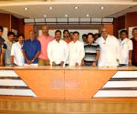 Telangana Movie Chamber Association Press meet