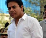 PM's visit was to draw political mileage in GHMC polls: KTR
