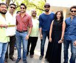 Telugu film Krishnamma Kalipindi Iddarini press meet