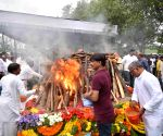 Jaipal Reddy's last rites held with full state honours