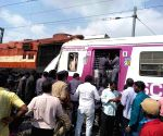 Hyderabad train crash: Loco pilot rescued from mangled cabin