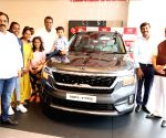 SUV Kia Seltos unveiled in Hyderabad