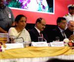 No discrimination against Telangana, says Sitharaman