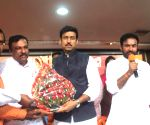 Rajyavardhan Singh Rathore BJP a party programme