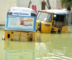 Heavy rains continue to pound Hyderabad, normal life hit