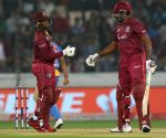 1st T20I: Hetmyer, Lewis lift Windies to imposing 207/5