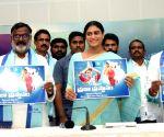 Sharmila to launch 'padyatra' in Telangana on Oct 20