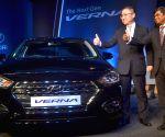 Hyundai's press conference