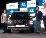 Launch of Hyundai Venue