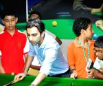 I don't beat myself up about winning: Pankaj Advani