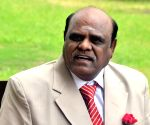 Chennai police yet to serve me with FIR copy: Retd Justice Karnan