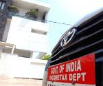 I-T Department conducts searches in Tamil Nadu
