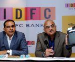 IDFC Bank press conference