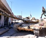 SYRIA HAMA IDLIB FREED AREAS