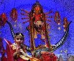 Hatibagan Sarbojanin Durga Puja pandal