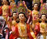 Vishwakarma puja - preparation