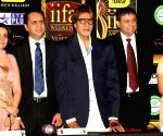 IIFA Brand Ambassador Amitabh Bachchan today announced the 3 day Videocon IIFA Weekend festivities at Macau, at a press-meet in Gurgaon on Tuesday 2nd June 2009.