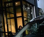 Ileana D'Cruz spotted outside maddock office at santacruz