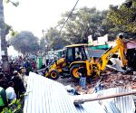 Anti-encroachment drive underway