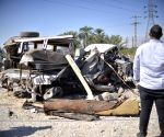20 killed in Egypt road accident
