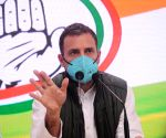 Image of India built by Cong being destroyed by PM: Rahul (Ld)