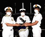 Free Photo: In a first, Indian Navy women officers to join warships crew