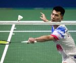 SOUTH KOREA INCHEON KOREA OPEN BADMINTON