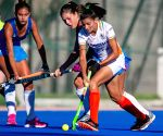 Indian women's hockey team, Argentina juniors draw 2-2