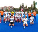 Free Photo: India beat Chile 4-2 in junior women's hockey