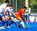 India suffer their first defeat on Argentina tour