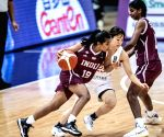 India go down to Japan in women's Asia Cup basketball