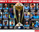 India World Cup squad: Kn