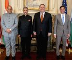 India, US likely to ink strategic info sharing pact during 2+2 meet